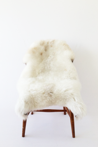 Nordic Wolf Large Sheepskin Throw NW2 Sheepskin - NordicWolf