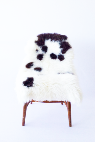 Nordic Wolf Large Sheepskin Throw NW4 Sheepskin - NordicWolf