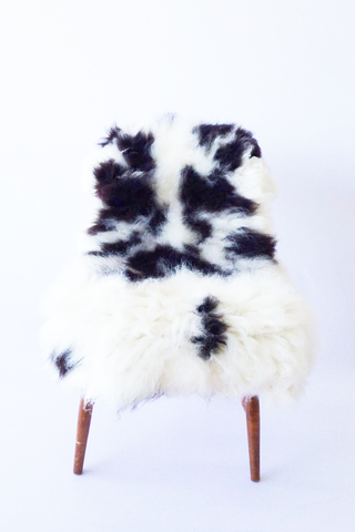 Nordic Wolf Large Sheepskin Throw NW32 Sheepskin - NordicWolf