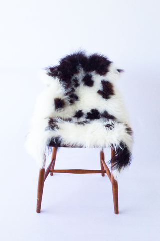 Nordic Wolf Large Sheepskin Throw NW29 Sheepskin - NordicWolf