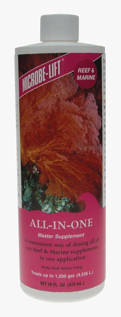 Miccrobe-Lift All-In-One Reef & Marine 16oZ(473mL)