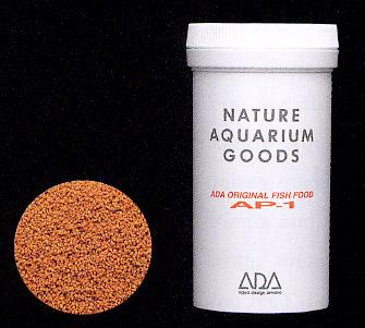 ADA Original Fish Food AP-1 (Bottle)