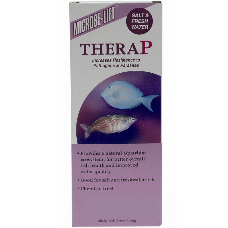 Microbe-Lift TheraP Salt & Fresh Water 16oz