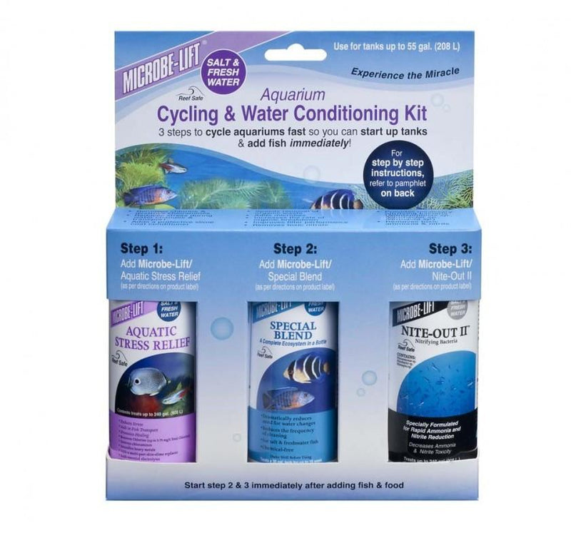 Microbe-Lift Cycling & Water Conditioning Kit