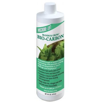 Microbe Lift Bloom & Grow Bio-Carbon : 8oz