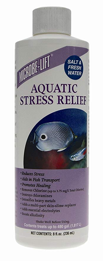 Microbe-Lift Aquatic Stress Relief 16oz