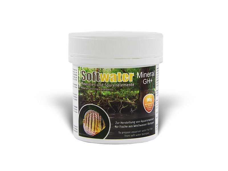 Softwater Mineral GH+ - Minerals and trace elements : 90g
