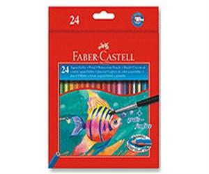 FABER-CASTELL - Water Colour Pencils Full Size Pack 24 - {variant_title}} - pen - SSM - www.tcgonlinestore.com - www.tcgonlinestore.com