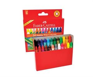 FABER-CASTELL - 24 Jumbo Crayons - {variant_title}} - pen - SSM - www.tcgonlinestore.com - www.tcgonlinestore.com