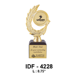 "ABS Trophy IDF 4228 / L: 8.75"" - {variant_title}} - corporate gifts - idf - www.tcgonlinestore.com - www.tcgonlinestore.com"
