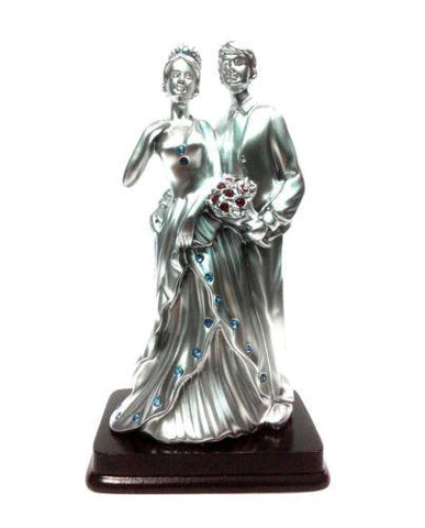 Wedding Couple Showpiece Figurine - {variant_title}} - Showpieces, Table Tops - sdp - www.tcgonlinestore.com - www.tcgonlinestore.com - 1