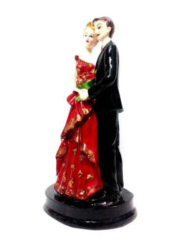 Newly Married Love Couple Showpiece Figurine Birthday, Anniversary Love Gifts - {variant_title}} - Married Love Couple Showpiece - sdp - www.tcgonlinestore.com - www.tcgonlinestore.com - 3