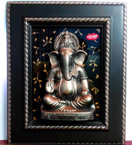 Ganesha Wall Hanging Ideal Gift - {variant_title}} - Wall Hanging - sdp - www.tcgonlinestore.com - www.tcgonlinestore.com - 2