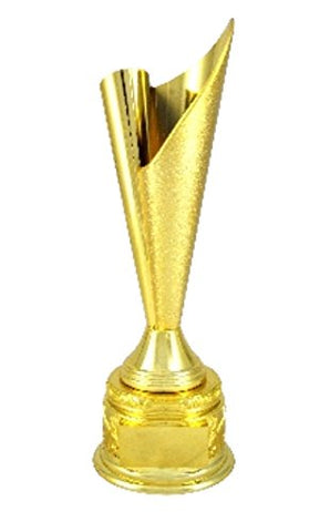 Trophy House Golden Award Cup Trophy ( 12.5 Inch )