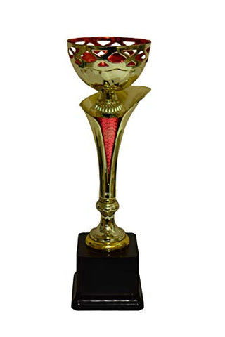 Jupiter Amazing Super-Shiny Golden Flame Winner Award for Kids & Adults-Ideal As Party Favors, Reward Prizes-for Celebrations Ceremonies Sports Events - 31