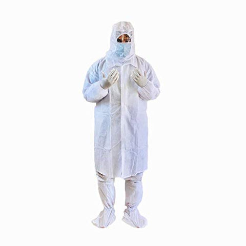 Excel tech Standard PPE Kit 70 GSM - Spun Bond Laminated