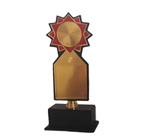"Acrylic House ABS Material Superior Quality Trophy, 9"" (AH- 04-9)"
