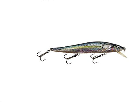 Chasing Trophy Fish Lures Heavy Wobble Shad StickBait, Blue/Silver