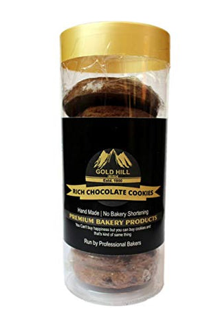 Healthy Gold Hill Irish Rich Chocolate Handmade Cookies - 150gm