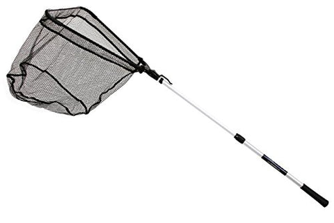 "Promar Trophy Series Collapsible Landing Nets with 20"" X 20"" Hoop and 22"" - 38"" Handle,"