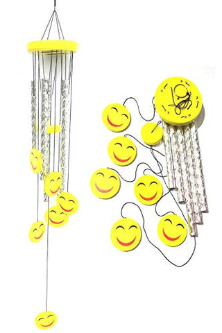 Feng Shui Om Wind Chime For Positive Energy Others Yellow