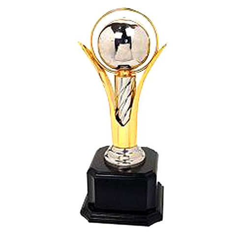 "Golden Moment Group Wooden Superior Quality Trophy (18"")"