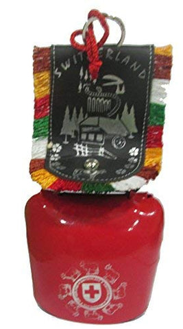 Plusvalue Feng Shui Swiss Cow Bell Big For Main Door Hanging At Home & Office Decor