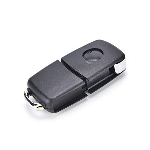 AST Works 2 Button Folding Remote Key Fob for VW Volkswagen MK4 Golf Without Blade LAMO