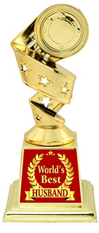 Aark India Best Husband Trophy / Award (PC 00238)