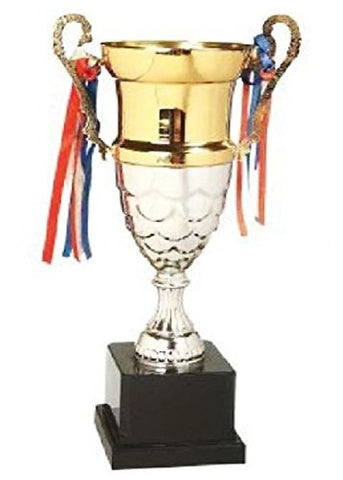 "Sakk Winner Award Trophy Size - 21"", Golden"
