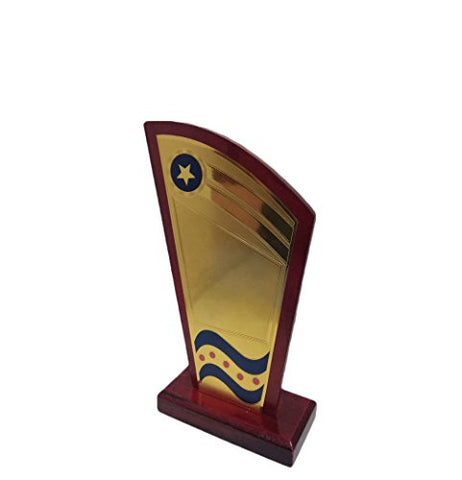 "Trophy Award Plastic Superior Quality Trophy (6"")"