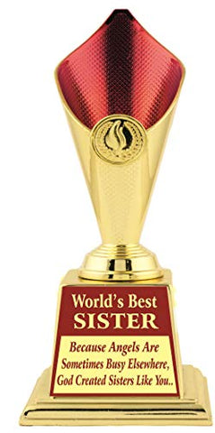 Sister Birthday Gift Trophy:Award by Aark India (PC00556)