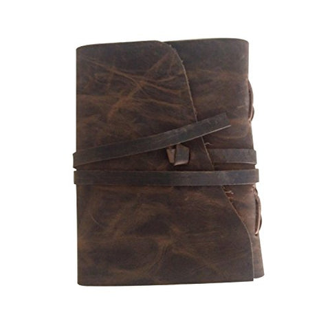Giftsmate New Year Gifts, Handmade Leather Journal Diary Notebook | New Year Corporate Gifts For Office, Employees, Clients, Staff