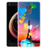 Fashionury Infinix Hot 4 Pro Back Case/Infinix Hot 4 Pro Back Cover Printed/Infinix Hot 4 Pro Designer Printed Soft Back Case - P068