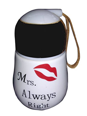 Apsara Gift Mrs Always Right Hot & Cold Bottle Ceramic Material Gift Item 250g