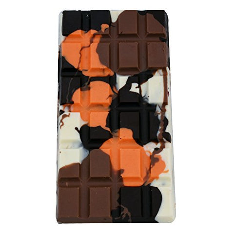 Chocoworld Handmade Chocolate Bar - 100gm | Dark, Milk and White Chocolate Flavour | Best Gift for Rakhi/Birthday/Anniversary/Friendship Day
