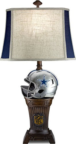 Imperial Officially Licensed Nfl Merchandise Trophy Lamp Dallas Cowboys