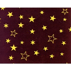 Pfeil & Holing Chocolate Transfer Sheet - Stars