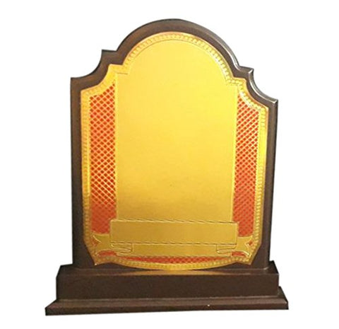 "Acrylic House ABS Material Superior Quality Trophy, 8"" (AH- 03-8)"