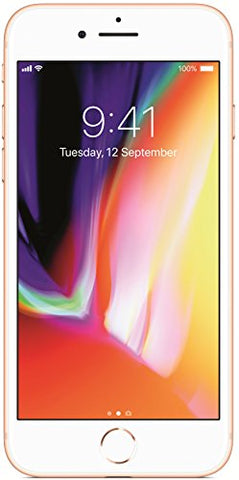 Apple iPhone 8 (Gold, 256GB)
