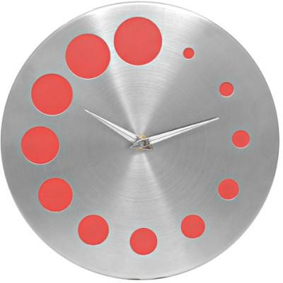 TCG Stainless Steel Analog Wall Clock - {variant_title}} - clock - vsf - www.tcgonlinestore.com - www.tcgonlinestore.com