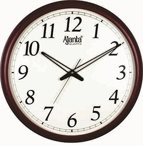 Ajanta Office Sweep Second Clock (7567 SS)