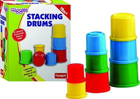 Funskool Giggles Stacking Drums