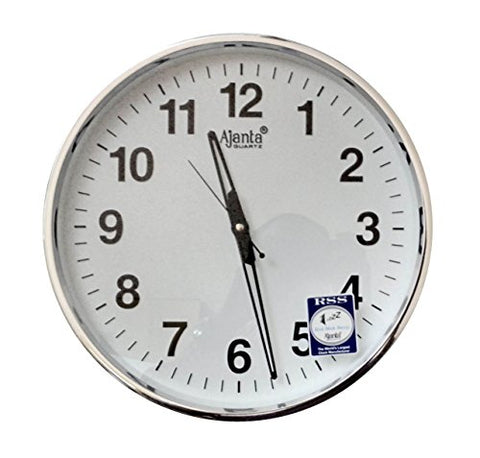 Ajanta Office Sweep Second Clock (397 SS)