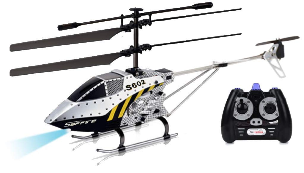 Webby 3 5 Channel Armour Helicopter with Gyro and Lights