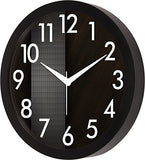 IT2M 11.75 Inches Designer Wall Clock for Home/Living Room/Bedroom / Kitchen (9148)