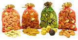 Midiron Diwali Gifts Pack for Friends and Relative with Dry Fruits and Chocolate ( 100 gm Each)