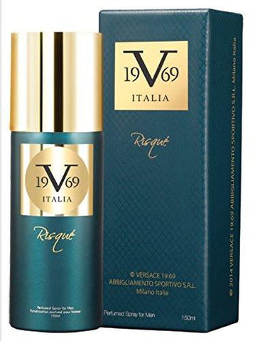 20% Off V 19.69 Italia Risque Perfumed Spray for Men(Use Coupon Code:20%)