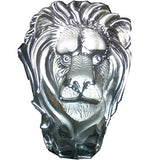 WILMAR CRYSTAL LION TROPHY WITH CRYSTAL BASE