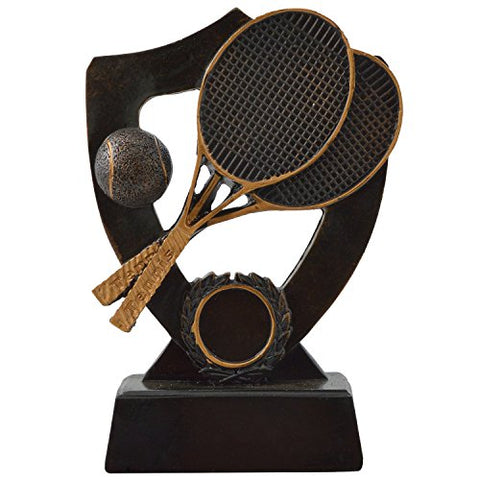 Kesar Wooden Base Trophy(Black)